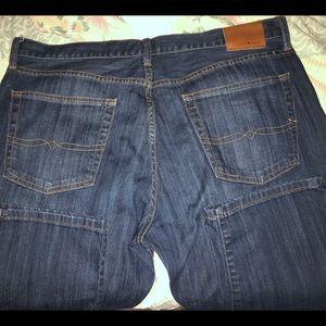 Lucky Brand original straight jeans 38x30